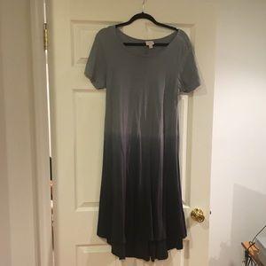 Lularoe Carly Dress. XS. Runs big.